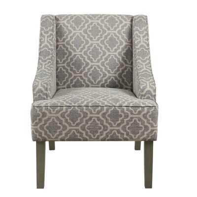"Adona 25"" W Cotton Side Chair - Wayfair"