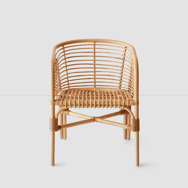 Lombok Rattan Lounge Chair By The Citizenry - The Citizenry