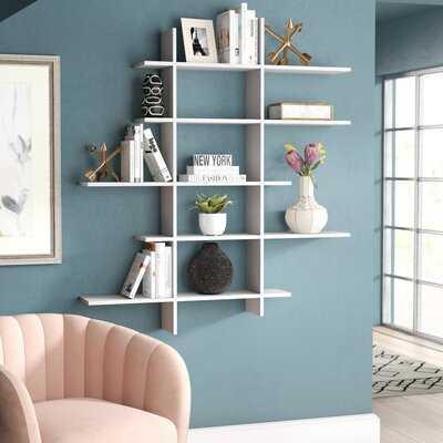 Koret 5 Piece  Accent Shelf - Wayfair