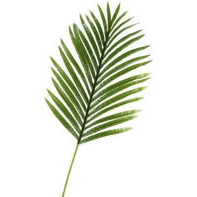 Large Hawaiian Leaf Palm Stem - Wayfair