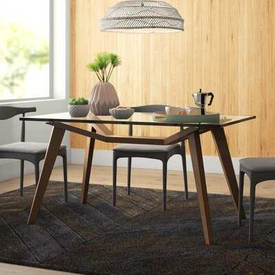 Sienna Solid Wood Dining Table - AllModern