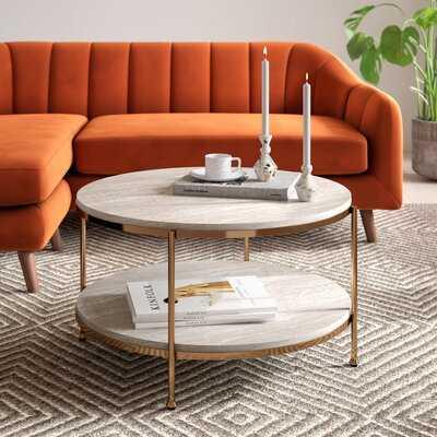 Uptown Coffee Table - AllModern