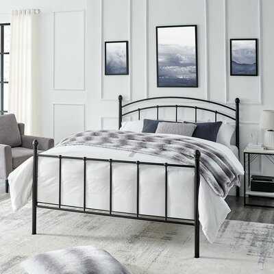 Derwin Metal Bed Frame - Wayfair
