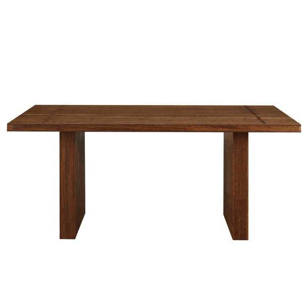 """Sequoia Solid Wood Dining Table Size: 30"""" H x 72"""" L x 36"""" W - Perigold"""