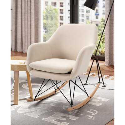 Wyaconda Rocking Chair - Wayfair