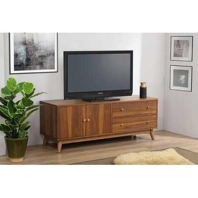 "Sheperd TV Stand for TVs up to 65"" - Wayfair"