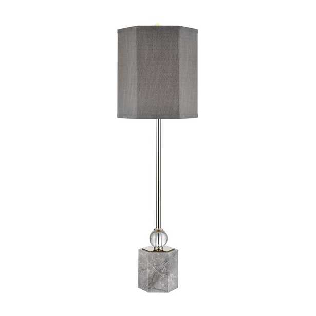 Titan Lighting Discretion Buffet Lamp - Home Depot