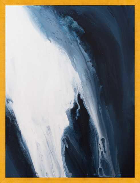 Breaking Through No. 4 by Christina Moodie for Artfully Walls - Artfully Walls