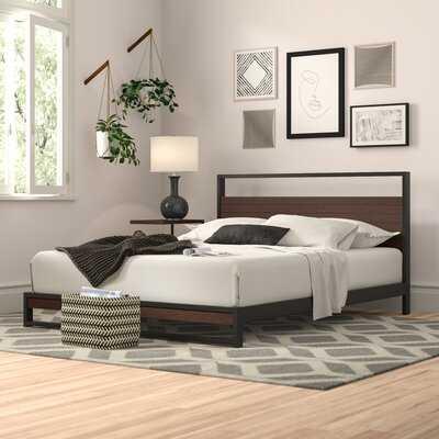 Pauletta Platform Bed - Wayfair