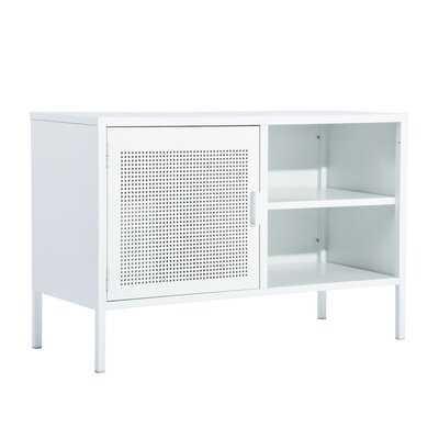 Tishie 1 Door Accent Cabinet - Wayfair