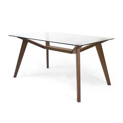 Cooper Solid Wood Dining Table - AllModern