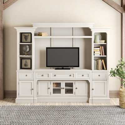 Tylersburg Entertainment Center for TVs up to 65 inches - Birch Lane