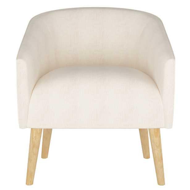Dexter Chair in White - Roam Common