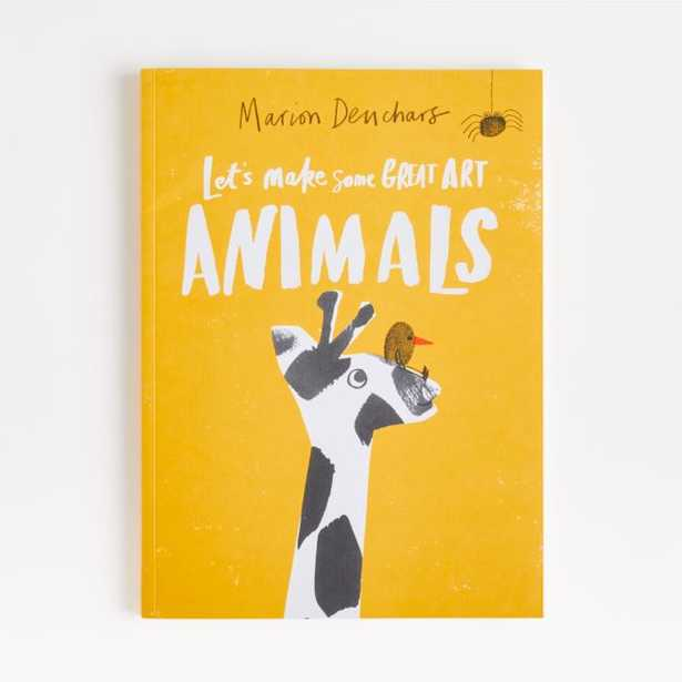 Let's Make Some Grt Art: Animals - Crate and Barrel