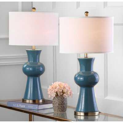 "Santos 30"" Table Lamp Set - AllModern"