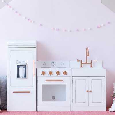 Little Chef Paris Play Kitchen Set - Birch Lane