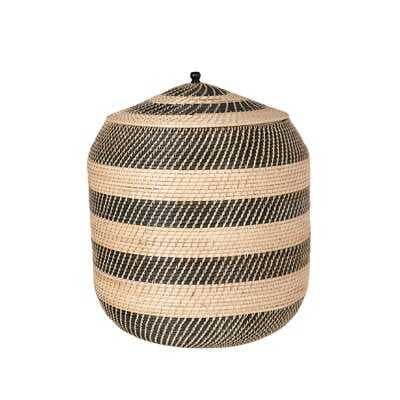Belly Rattan Basket - Wayfair