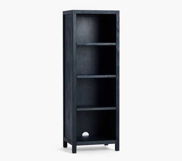 Charlie Bookcase Tower, Weathered Navy, UPS - Pottery Barn Kids