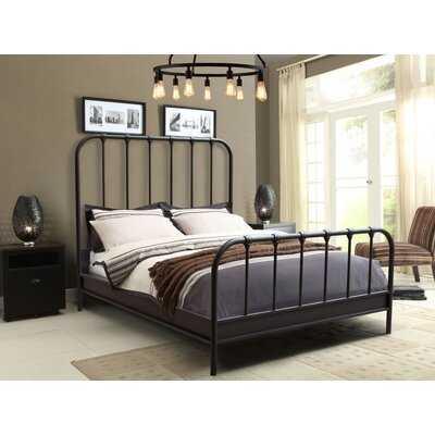 Mateo Standard Bed - Wayfair