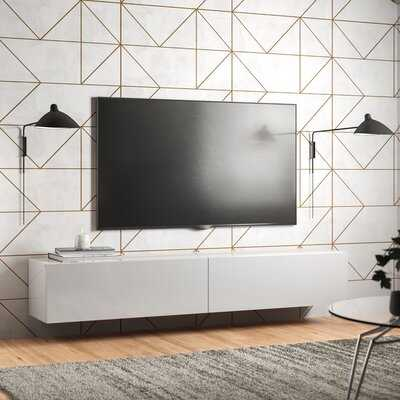 """Franko TV Stand for TVs up to 70"""" - AllModern"""