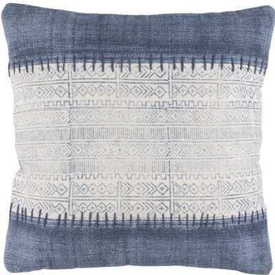 Friedman Cotton Indoor Geometric Square Throw Pillow - AllModern
