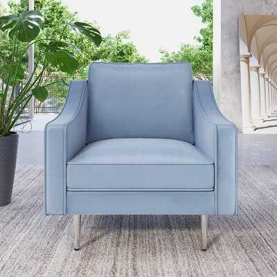 Modern Style Upholstered Armchair  For Home Or Office - Wayfair