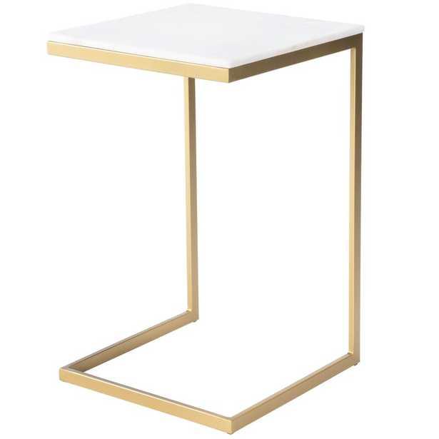 End Table Color: Gold - Perigold