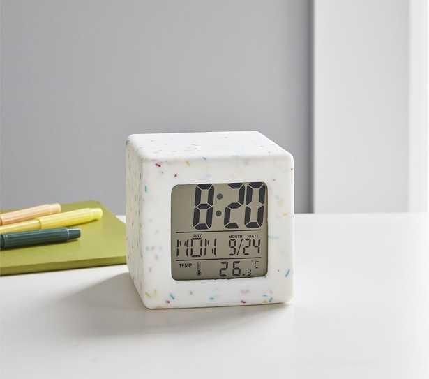 Light Up Confetti Digital Clock - Pottery Barn Kids
