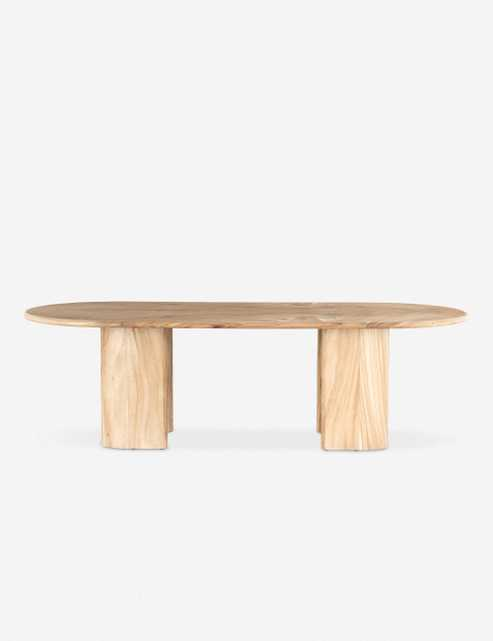 Nausica Oval Dining Table- Expected to ship early October 2021 - Lulu and Georgia