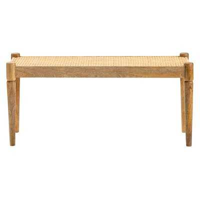 Darwin Solid Wood Bench - Wayfair