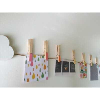 Chanelle Art Display Clips - Wayfair
