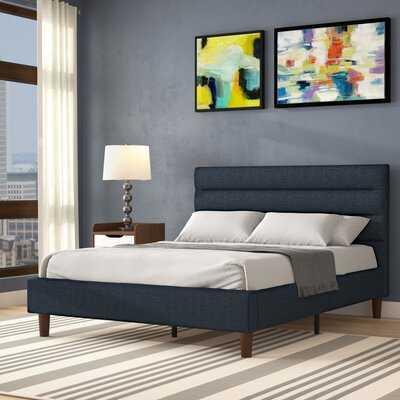 Barrios Upholstered Platform Bed - Wayfair