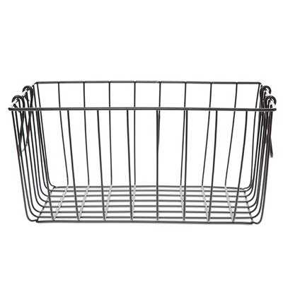 Stella Swing Handle Wire Basket - Wayfair