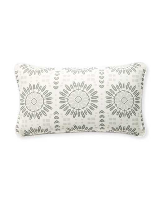 Campania Pillow Cover - Serena and Lily