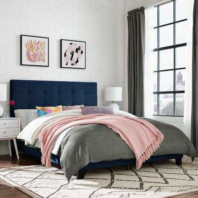 Chadwick Tufted Button Upholstered Platform Bed - Wayfair