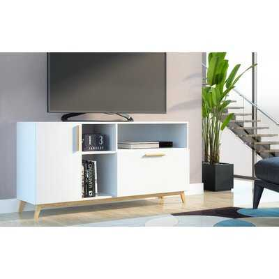 Scaggs TV Stand for TVs up to 60 inches - Wayfair