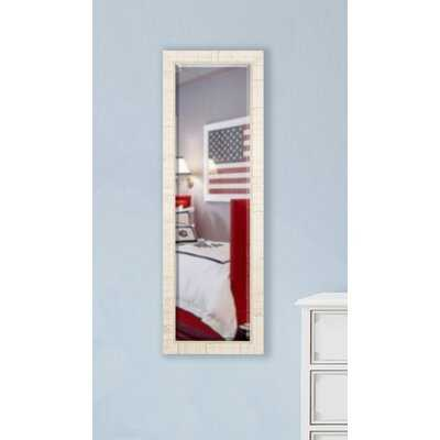 Acton Tuscan Traditional Beveled Distressed Full Length Mirror - Wayfair