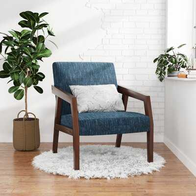 George Oliver Arm Chair Accent Chair - Wayfair
