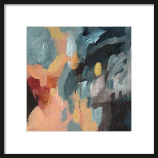 steel skin by Kelly Witmer for Artfully Walls - Artfully Walls