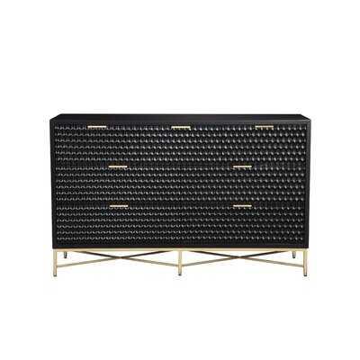 Lylah 7 Drawer Double Dresser - AllModern