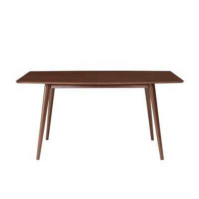 Weller Mid-Century Dining Table - AllModern