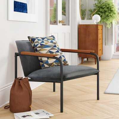 """Twinar Coral Cape 26.77"""" Lounge Chair - Wayfair"""