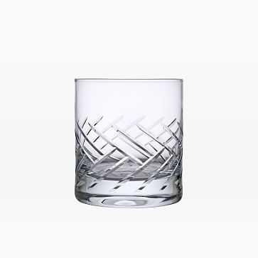 Schott Zwiesel Distil Glassware, Set of 2, Clear - West Elm