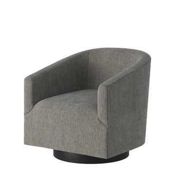 Chaplin Swivel Barrel Chair - Wayfair