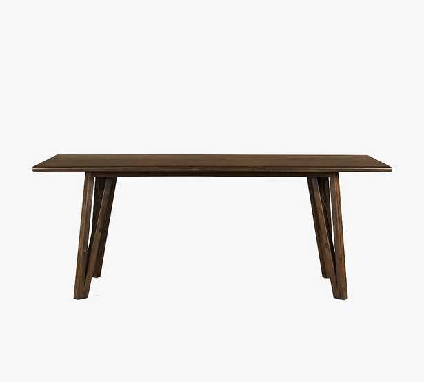 Neil Dining Table, Brown - Pottery Barn