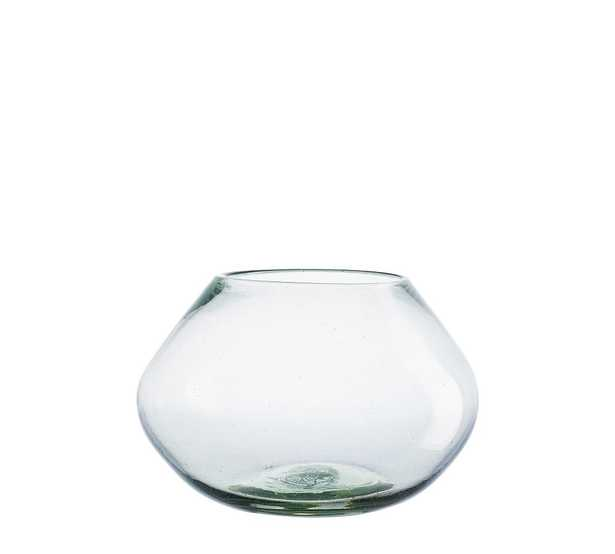 Nouvel Recycled Glass Vases, Bowl - Pottery Barn