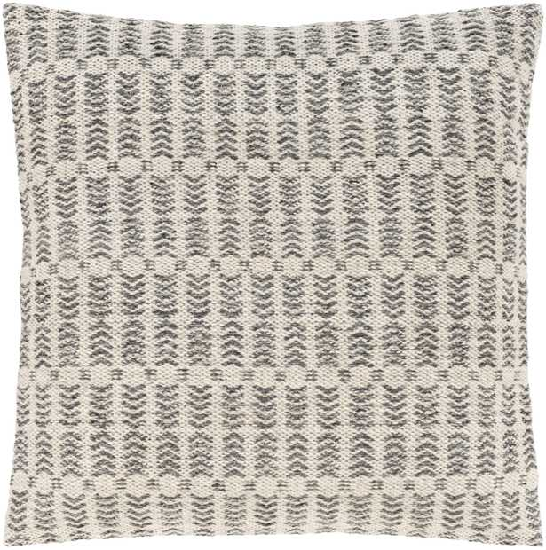 """Leif - LIF-001 - 20"""" x 20"""" - pillow cover only - Neva Home"""