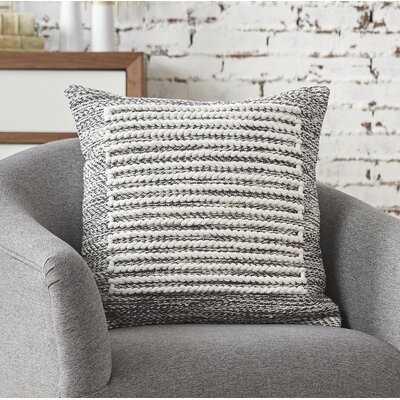 Mulder Square Cotton Pillow Cover & Insert - Wayfair