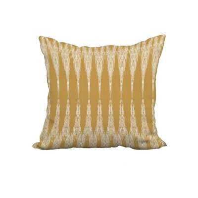 Mcafee Square Cotton Pillow Cover and Insert - Wayfair