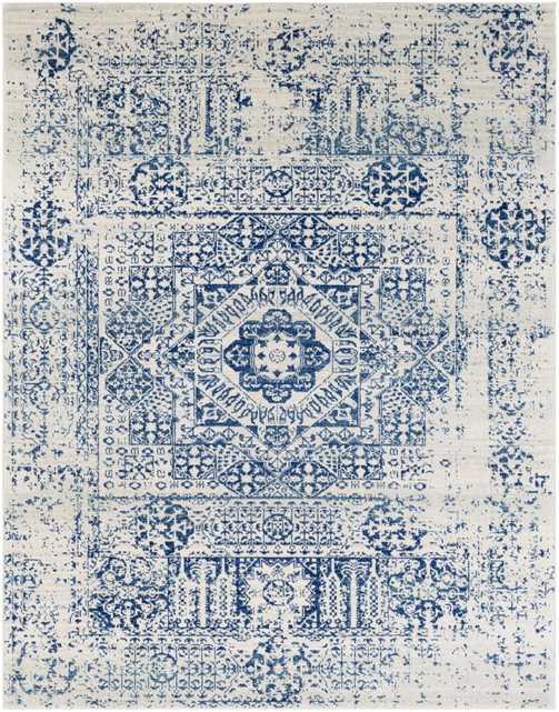 """Harput HAP-1025,  7'10"""" x 10'3"""" Area Rug - Neva Home"""